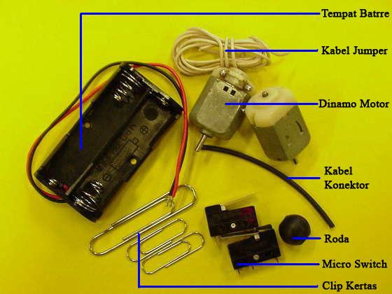 Category Teknik Membuat Robotic