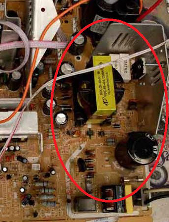 Blok diagram komponen pada tv teknologi informatika dan jaringan blok regulator power supplay ccuart Choice Image